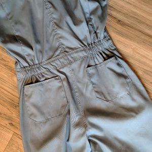 Vintage Pants - Vintage Handpainted 👼 70's Utility Jumpsuit